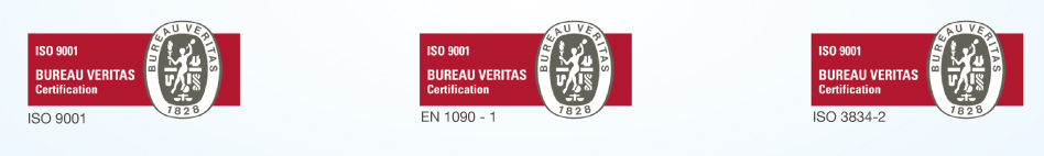 Brescia Workshop - ISO, EN and SOA Certifications